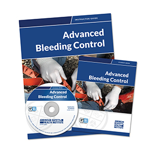 ASHI- Advanced Bleeding Control - Safety NJ